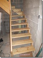 faire son escalier