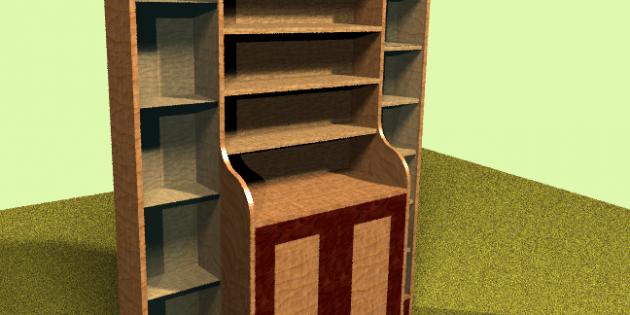Fabriquer un meuble de forme libre