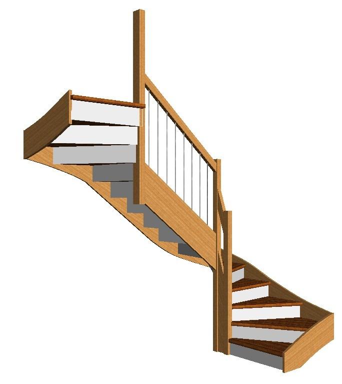 histoire d un escalier atelier bois