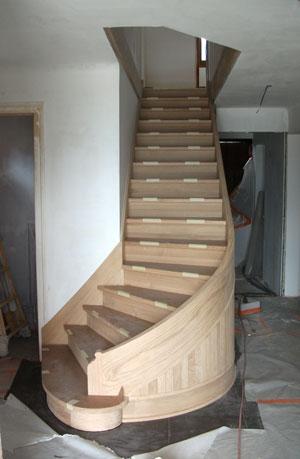 fabricant d'escalier