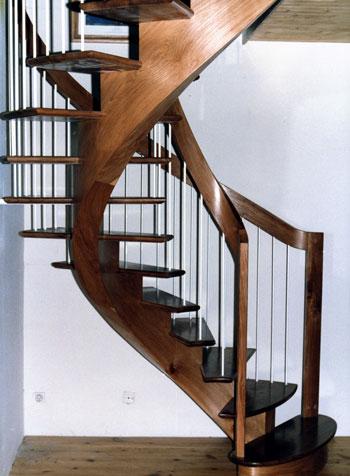 fabriquer un escalier colimaçon