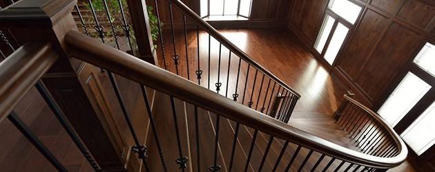 fabriquer un escalier en bois
