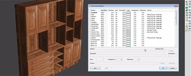 Nouvelles bibliothèques Polyboard