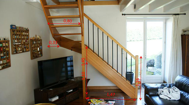 before-metal-stair-built