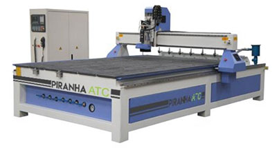 Piranha ATC 2030 machine CN