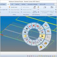 polyboard StairDesigner alphacam integration