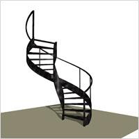 Plans d'escalier gratuits