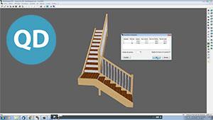 StairDesigner: Téléchargement et Les Vidéos Quick Design