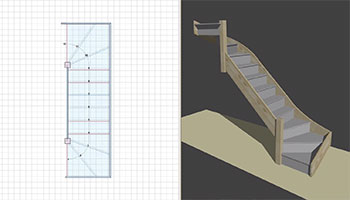 design in StairDesigner
