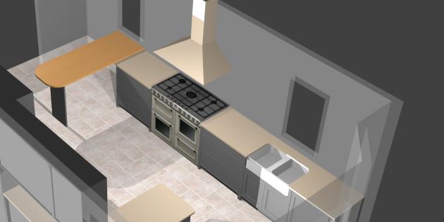 La Conception De Cuisine En 3D Devient Facile Avec Polyboard