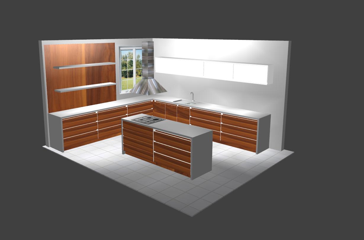 Logiciel Pour Conception Cuisine la conception de cuisine en 3d devient facile avec polyboard