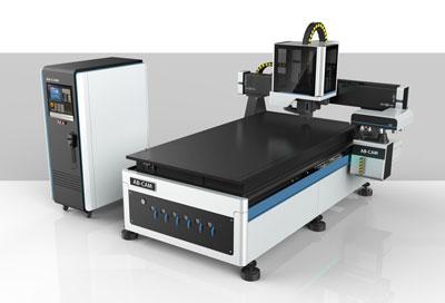 machine numérique bois