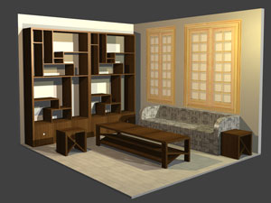 logiciel conception meuble logiciel meuble 3d atelier bois. Black Bedroom Furniture Sets. Home Design Ideas