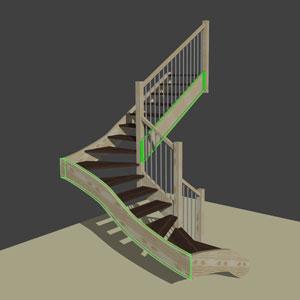 Logiciel Conception Escalier