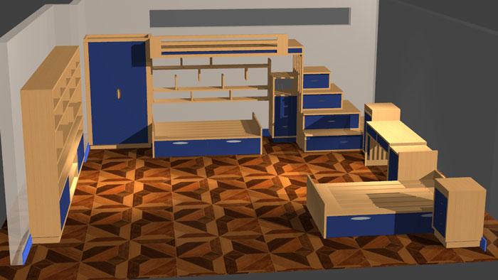 Logiciel Meuble Chambre