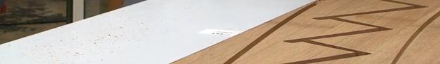 Production d'escaliers sur CNC