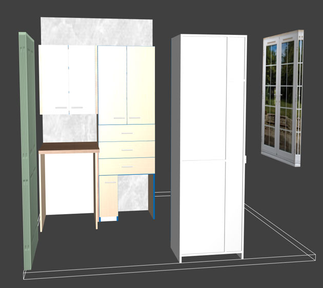 capture 3d projet salle de bain polyboard