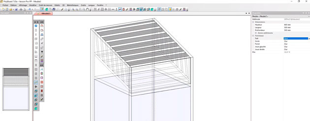 Comment créer un présentoir à dépliants avec Polyboard