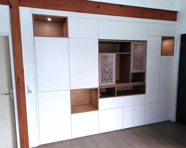 conception meuble sur mesure