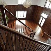 conception d'escalier avec l'aide d'atelierbois