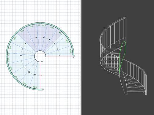 logiciel escalier gratuit