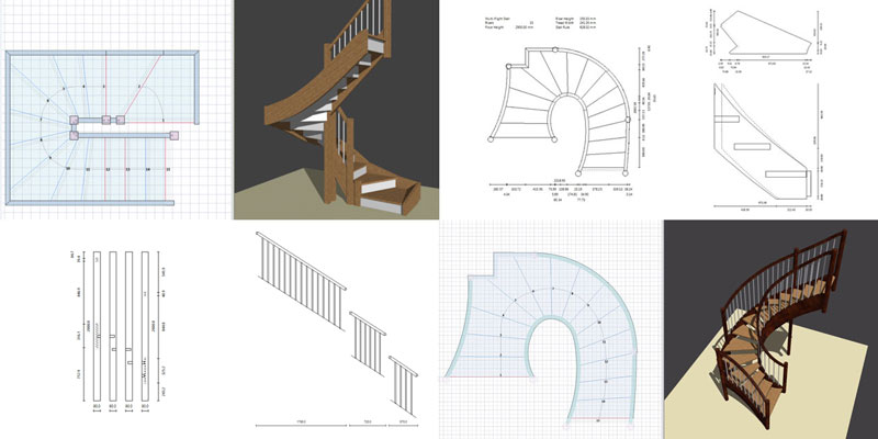 logiciel dessin escalier gratuit