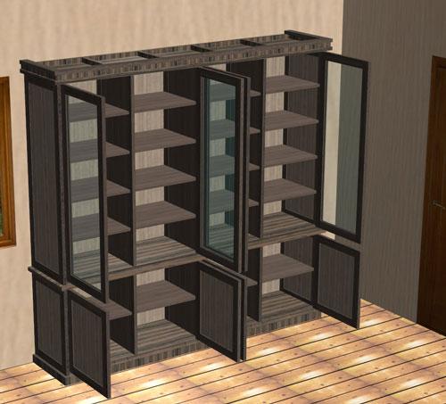 conception de meuble Polyboard