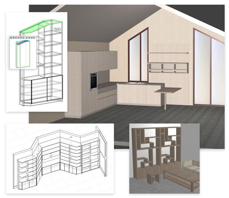 Polyboard Logiciel Creation Meuble Atelier Bois