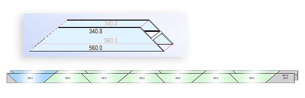 Optimisation des matériaux en barres