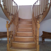 holt stair project