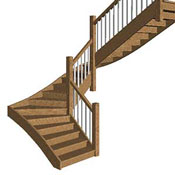 samuel attic stair