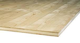 panneaux 3 plis en bois